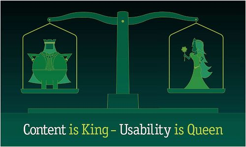 content-king-usability-queen-aruhat
